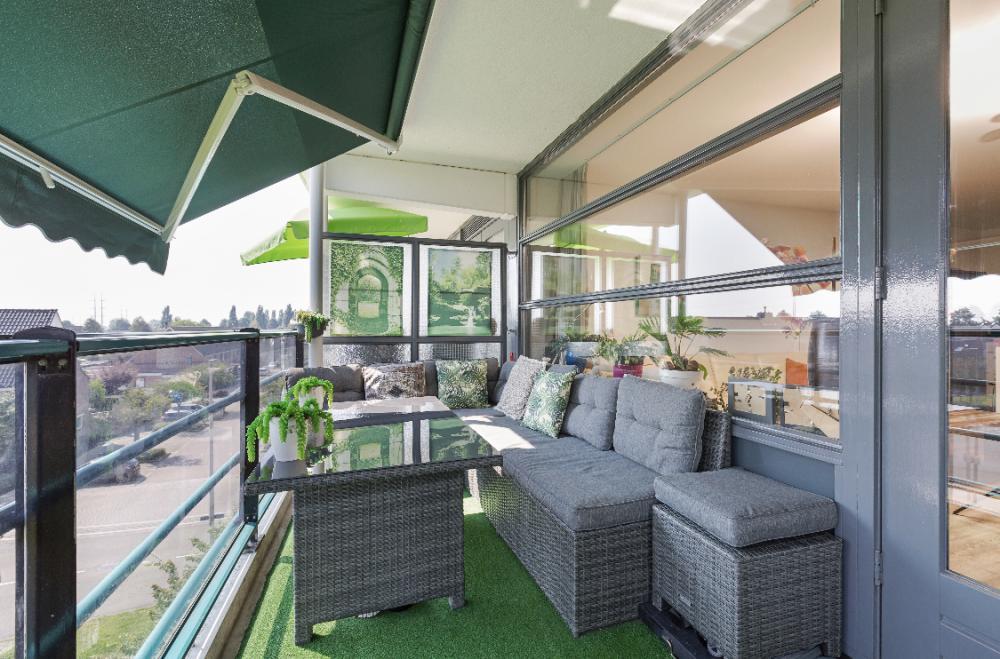 Huizenruil: Appartement in Zoetermeer