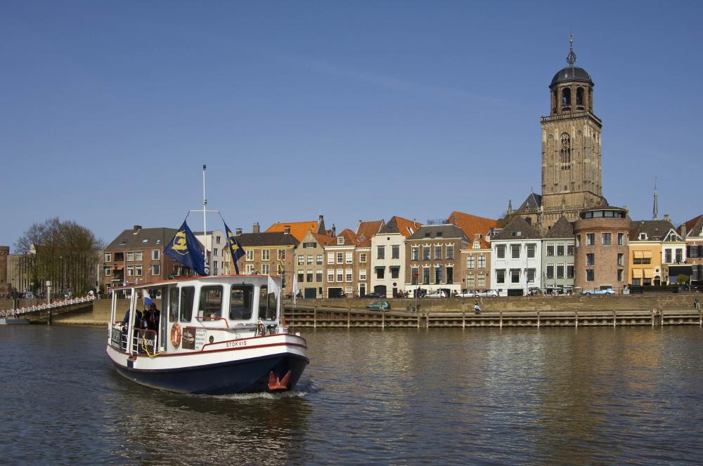 Huizenruil: Rijwoning in Deventer
