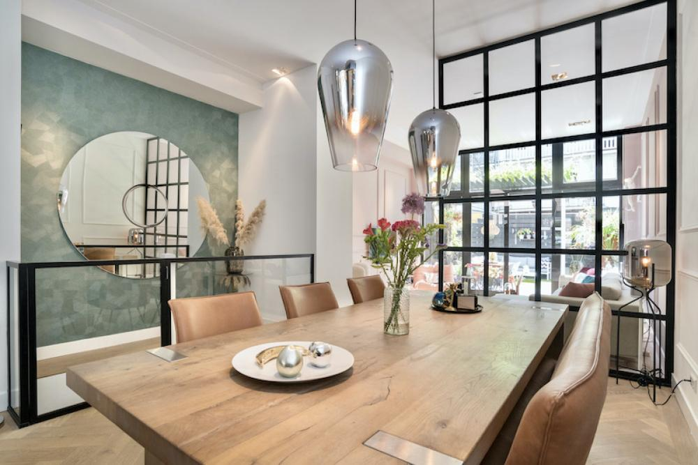 Huizenruil: Appartement in Amsterdam