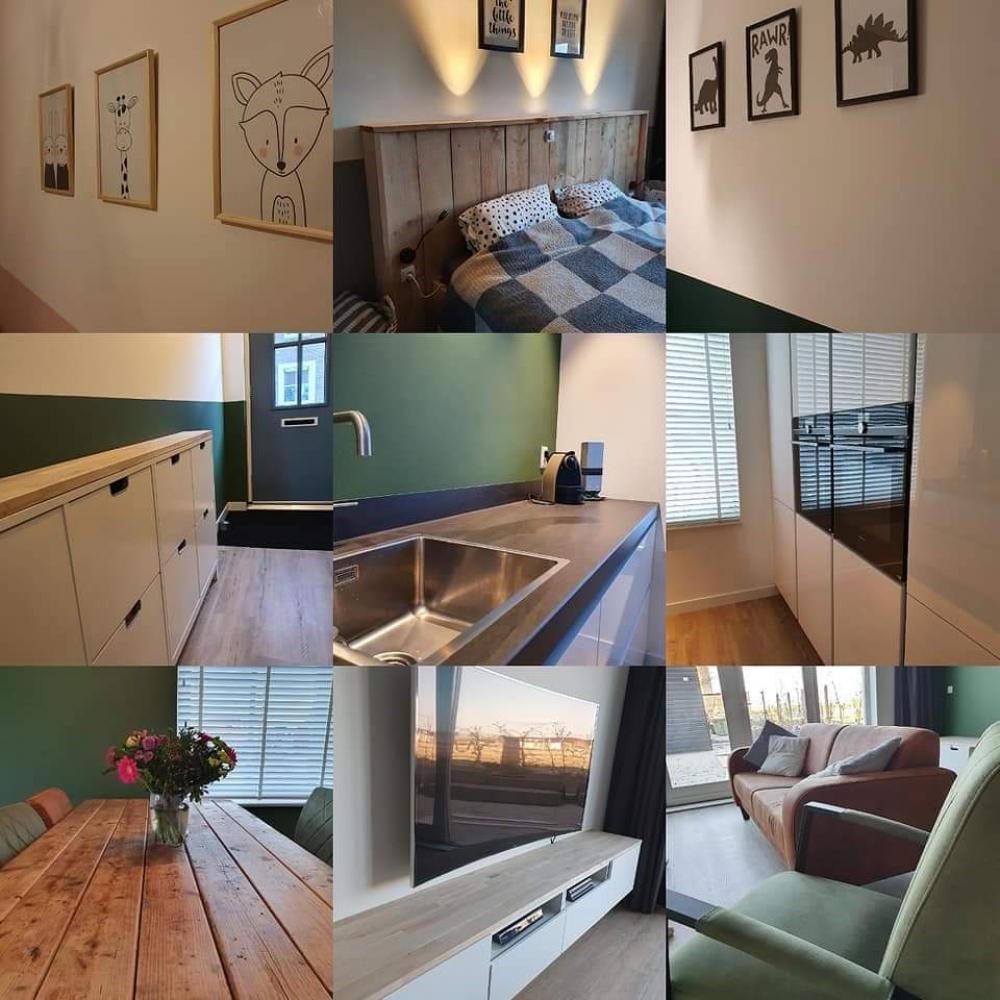 Huizenruil: Rijwoning in Hoef en Haag