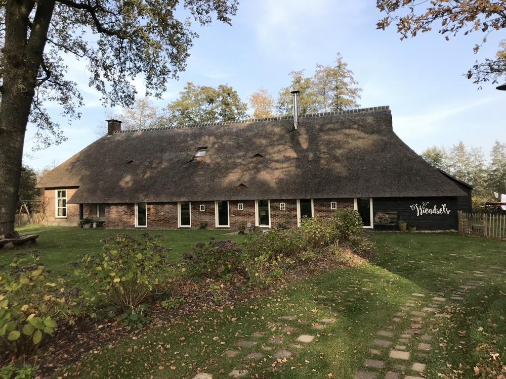 Huizenruil: Boerderij in Ruinerwold
